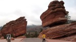 Garden of Gods in Broadmoor, Colorado