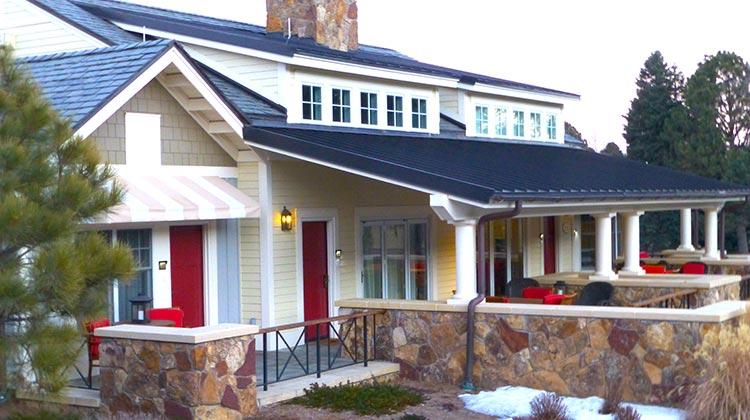 Broadmoor Cottage