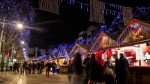 Christmas Village in Reims France