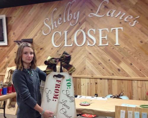 Shelby Lanes Closet