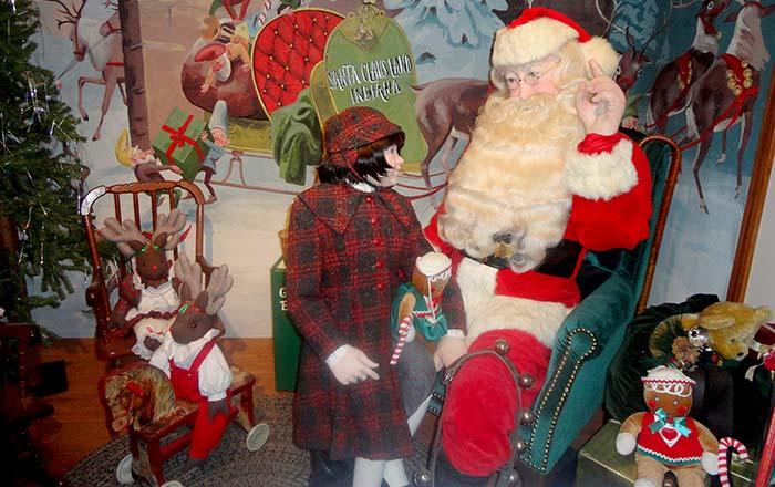 Santa Claus Museum in Santa Claus Indiana