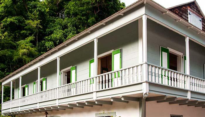 Hacienda Buena Vista plantation house