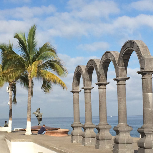 Los Arcos (The Arches) of Puerto Vallarta