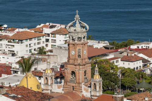 Our Lady of Guadalupe Church, Puerto Vallarta, Mexico.
