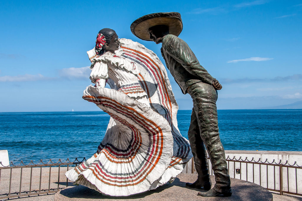 """Bailarines de Vallarta""  (Dancers of Vallarta)"