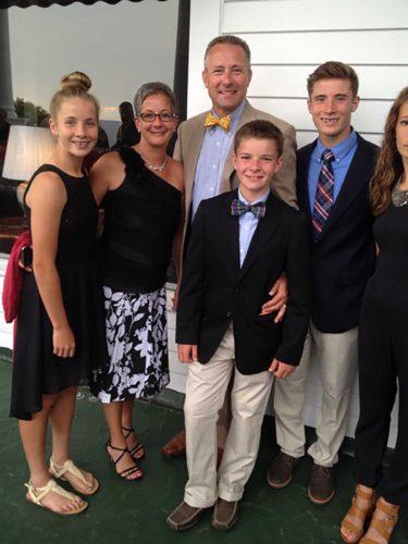 Todd Possett family
