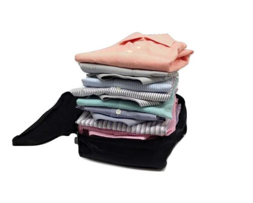 Genius Pack's Compression Packing Cubes