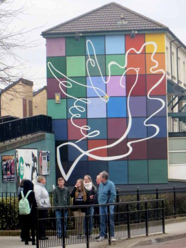 Derry's Peace Mural