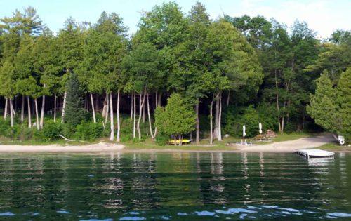 Elkhart Lake Shore