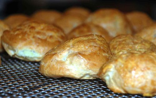 French Gougeres Rolls