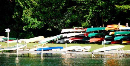 Kayaks Canoes