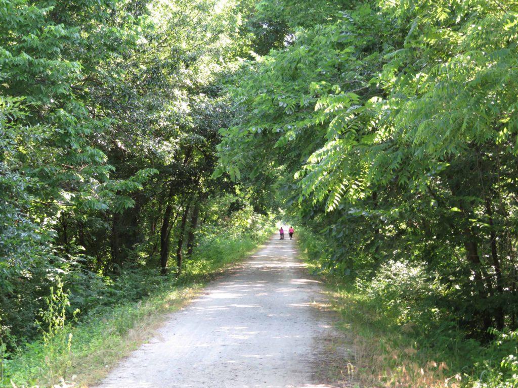 Clinton Trail End