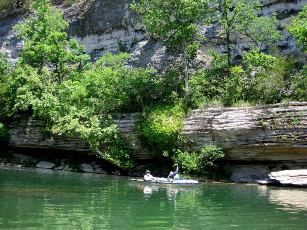 Floating and fishing are two main reasons why people love the Buffalo National River.