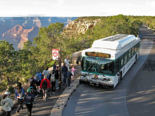 Grand Canyon Shuttle Service