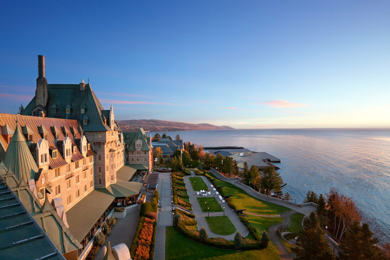 Fairmont Le Chateau Manor Richelieu