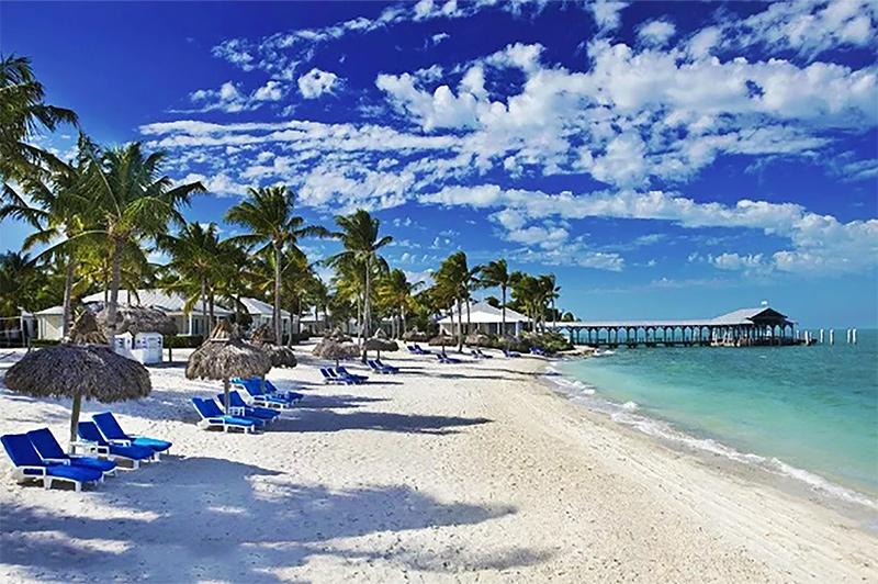 Sunny Florida Keys