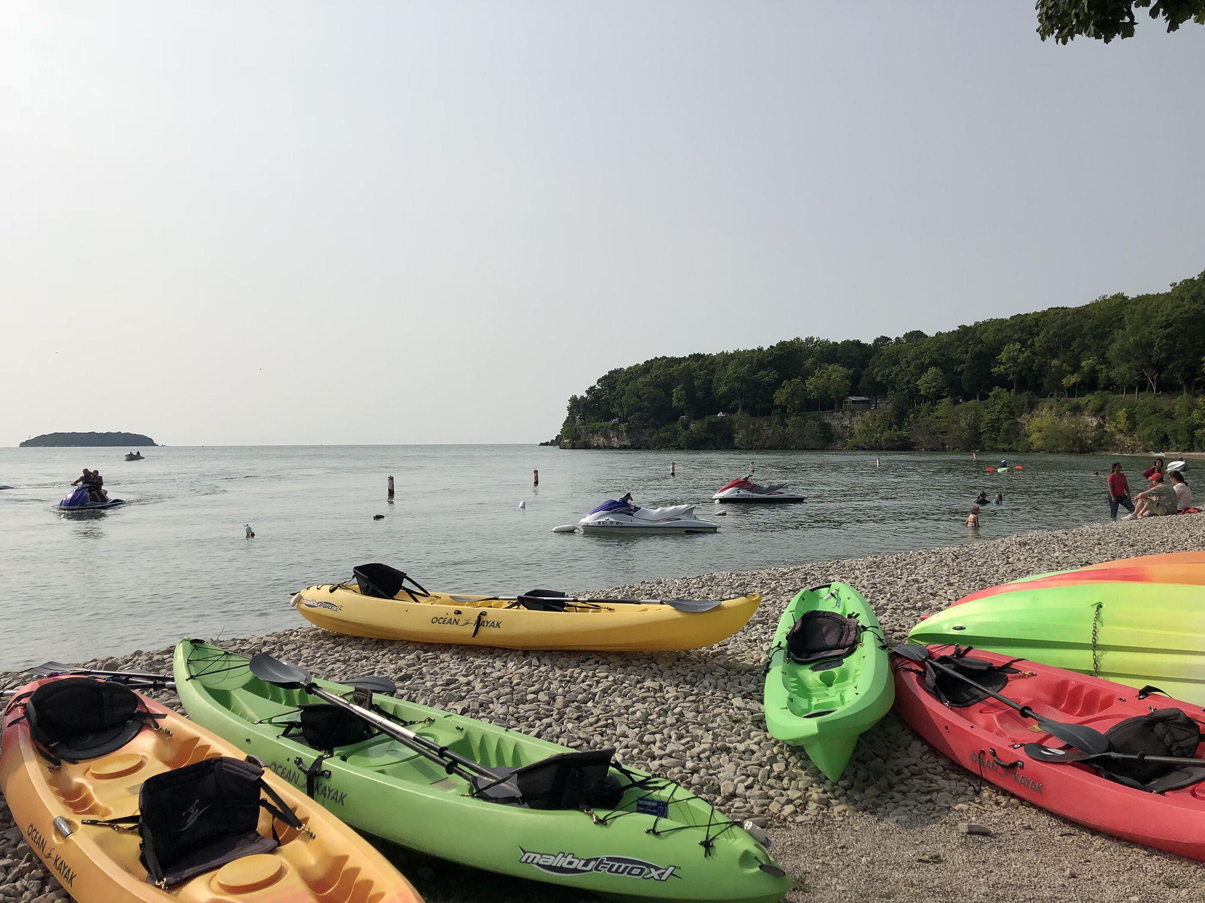Lake Erie Kayaks