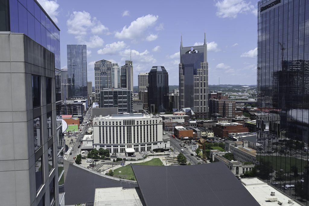 2. Nashville's new skyline